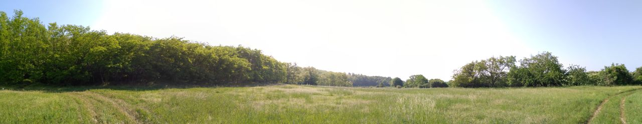 Panoramabild Großengersdorf